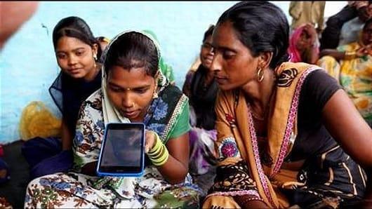 Google-Tata Trusts' Internet Saathi initiative in India