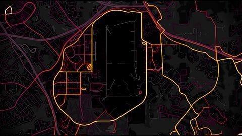 "Fitness app Strava ""accidentally"" reveals secret army locations across countries"