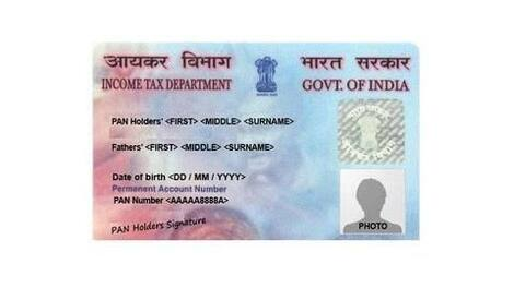 Anyone can apply for PAN, including minors and foreigners
