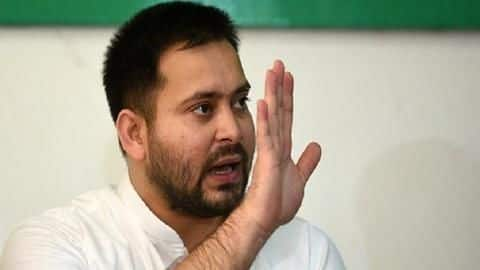 Tejashwi Yadav reveals why he'd been 'missing' after election results