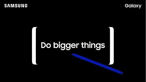 """Samsung Galaxy Note 8: """"Do bigger things"""" with this phablet!"""