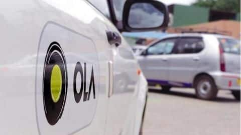 Ban on Ola Cabs lifted in Karnataka within 2 days