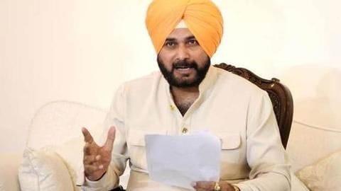Navjot Singh Sidhu resigns as Punjab Cabinet minister