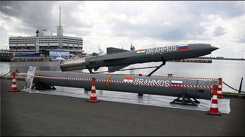BrahMos - The Indo-Russian supersonic cruise missile