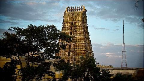Online booking of Chamundeshwari temple entry tickets