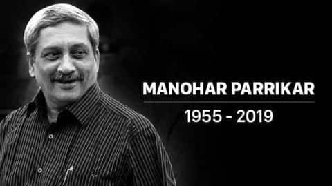 #RIPManoharParrikar: 5 things the Goa CM should be remembered for