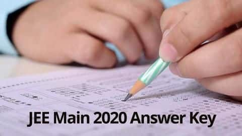 #CareerBytes: JEE-Main 2020 (January) answer-keys released; here's how to check