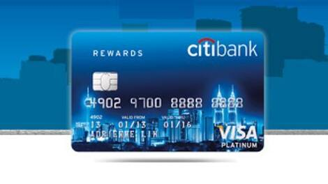 With Citi Rewards Credit Card, redeem rewards in various ways