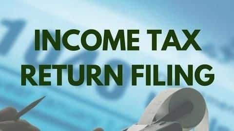Financial Bytes: Five reasons why filing income tax is beneficial