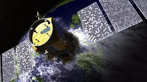 Cartosat-series satellite: Capable of providing scene-specific spot imagery