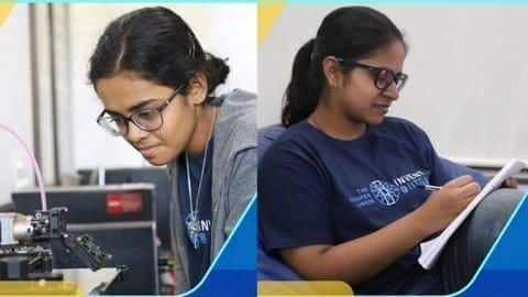 IIT girls develop affordable, eco-friendly device to clean reusable sanitary-napkins