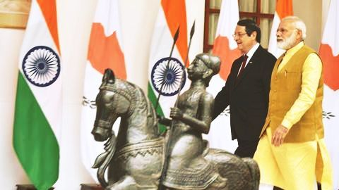 India-Cyprus ties to reach a new level