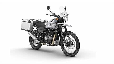 Royal Enfield unveils new Himalayan Sleet edition
