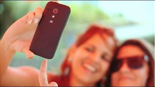 Smartphones with great front camera for selfie lovers
