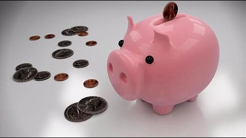 Several schemes to deposit small amounts every day