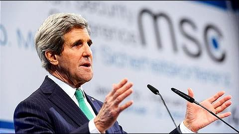 John Kerry defends Obama administration's track record