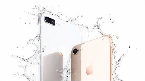 Both iPhone devices available in two storage options
