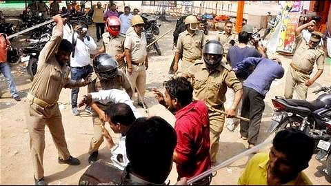 First incident took place in Parampurva