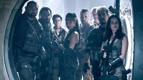 Could you spot Huma in 'Army of the Dead' trailer?