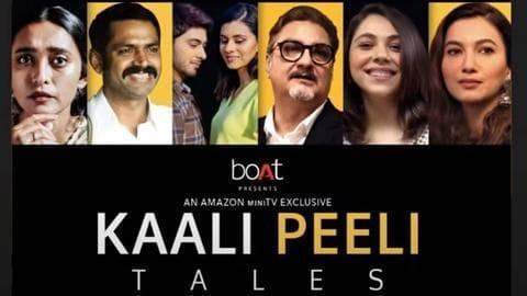 'Kaali Peeli Tales' trailer: Six stories depicting life in Mumbai