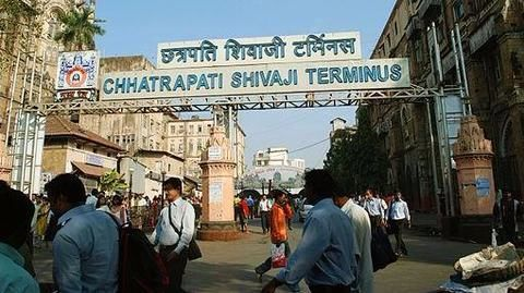 Mumbai's CST and Elphinstone Rd. stations to be renamed
