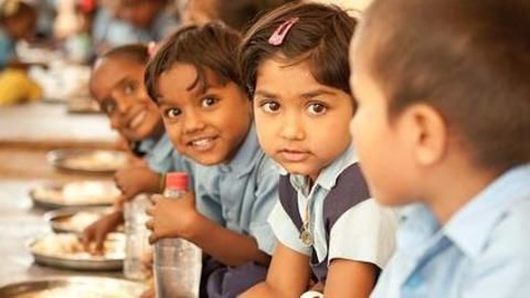 Snake found in Faridabad school's mid-day meal