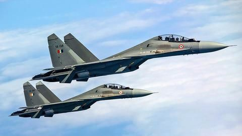 Missing Sukhoi-30- Indian Air Force says search on