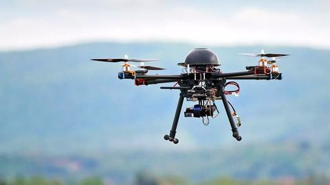 China made hi-tech drones seized in Bengaluru