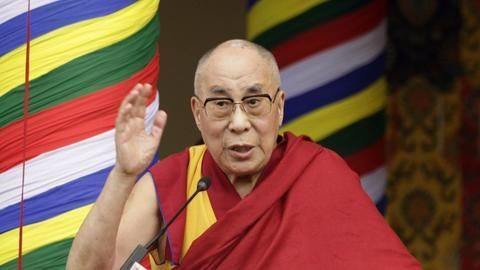China wants to stop Dalai Lama's ongoing tour in India