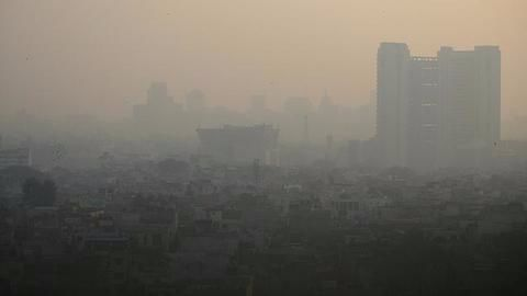 NO2 level in Gurugram's air 8 times over normal
