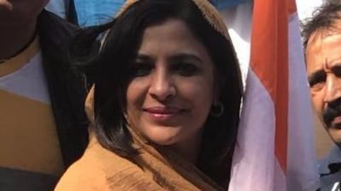 Shazia Ilmi accuses Jamia University of dropping her from speakers
