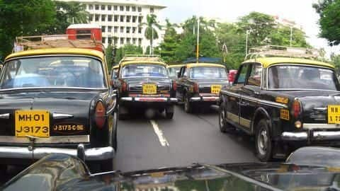 4,000 kaali-peeli Mumbai cabs didn't install speed governors, grounded