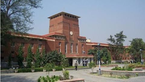DU undergraduate admissions one month before schedule