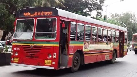Mumbai's BEST buses undergo major makeover