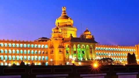 Bengaluru: Karnataka gears up for Vidhana Soudha's diamond jubilee