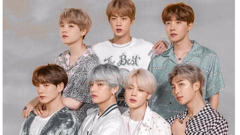 What's melting? BTS just announced their new English single, 'Butter'