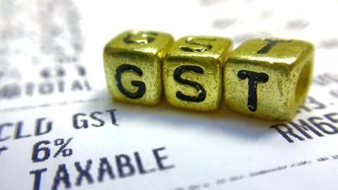 GST clocks positive financial market, stock prices climb