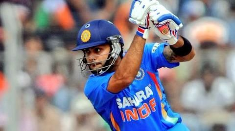 Kohli has scored the fastest century by an Indian