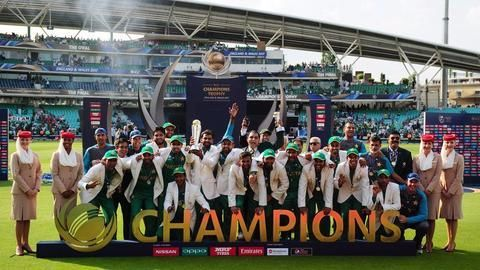 Pakistan up by two places, India down by one