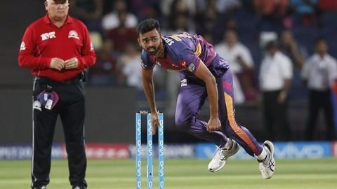 IPL 10: SRH vs RPS - Updates!