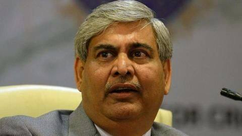 Shashank Manohar to remain ICC Chairman for time being