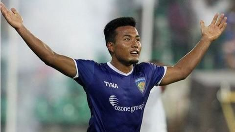 Jeje Lalpekhlua signs a lucrative deal with the club