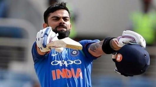 Records broken in India vs NZ 1st ODI