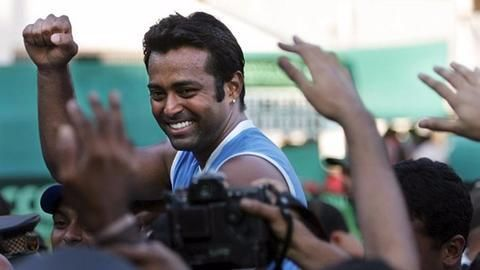 Indian team for Davis Cup announced; Paes dropped