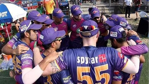 IPL- Pune defeat Mumbai to reach the finals of IPL10