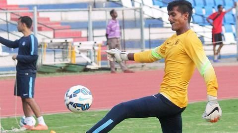 Goalkeeper Subrata Paul suspended after failing dope test