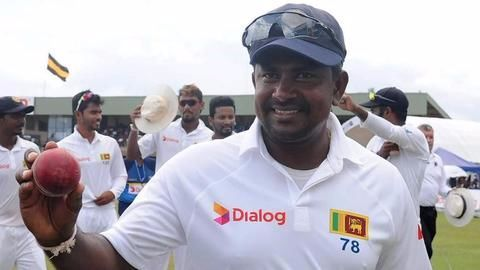 Rangana Herath's 400 test wickets and other records
