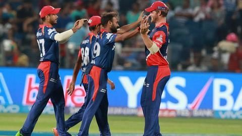 IPL: DD put on all-round display to defeat RPS