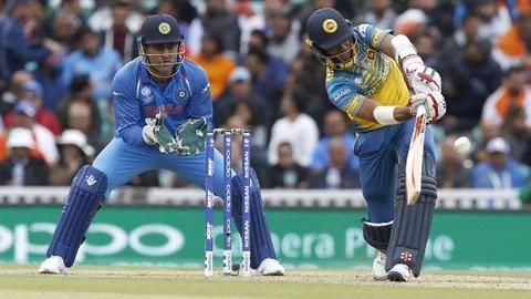 ICC Champions Trophy: SL register a comfortable win over India