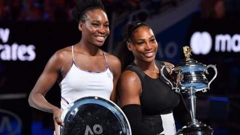 """Unbreakable"" records of Williams sisters"